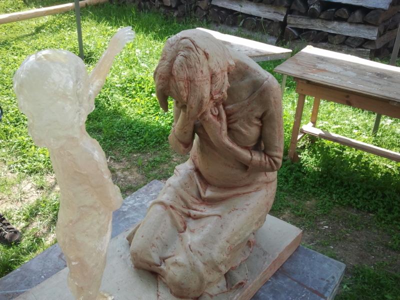 Budowa grobowca dla dzieci, które umierają przed narodzeniem