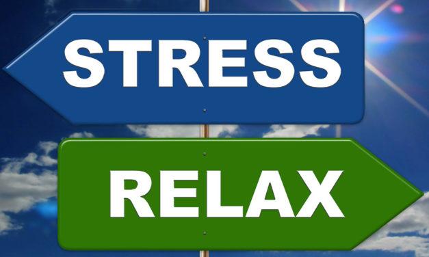 Jak radzić sobie ze stresem- od 12.10.2020